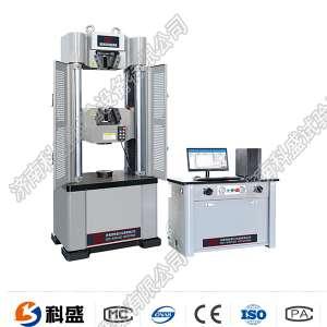 双城WEW-600D(B、C)/60吨/600Kn微机屏显式液压万能试验机
