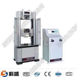 榆树市WE-100B(D)液晶数显式液压万能试验机