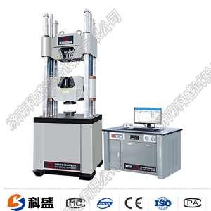 双城WAW-2000D(B、C)/200吨/2000 Kn微机控制电液伺服液压万能试验机